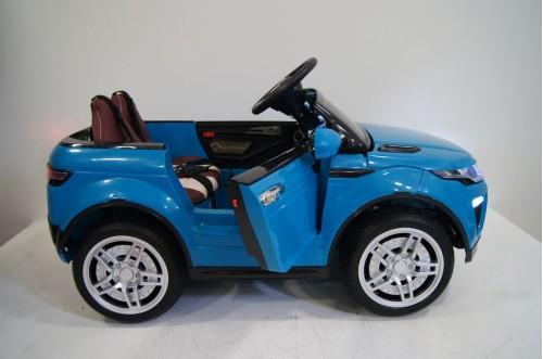 Детский электромобиль Range О 007 ОО Vip синий