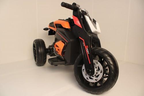 Детский трицикл Х222ХХ оранжевый
