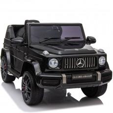 Детский электромобиль Mercedes-AMG G63 (O777OO) черный