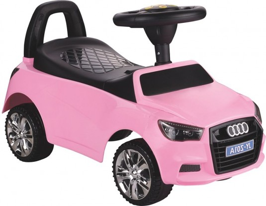 Детский толокар JY-Z01A розовый
