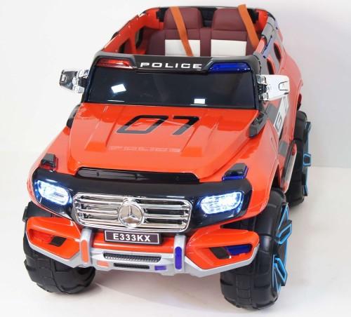Детский электромобиль E333KX красный