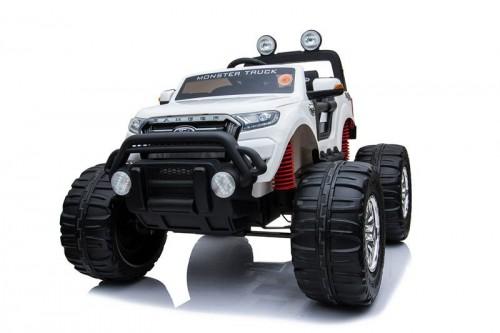 Детский электромобиль Ford Monster Truck(DK-MT550) белый