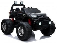 Детский электромобиль Ford Monster Truck(DK-MT550) черный глянец