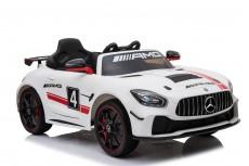 Детский электромобиль Mercedes-Benz A007AA белый