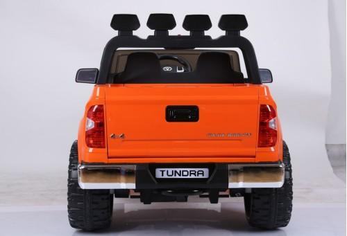 Детский электромобиль Tundra mini (JJ2266) оранжевый
