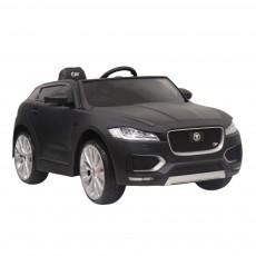 Детский электромобиль Jaguar (LS-818) черный матовый