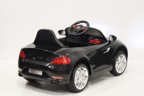 Детский электромобиль Т004 ТТ черный