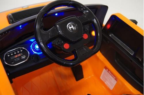 Детский электромобиль Е003ЕЕ оранжевый