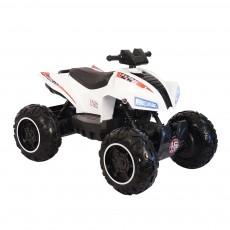 Детский электроквадроцикл T777TT белый