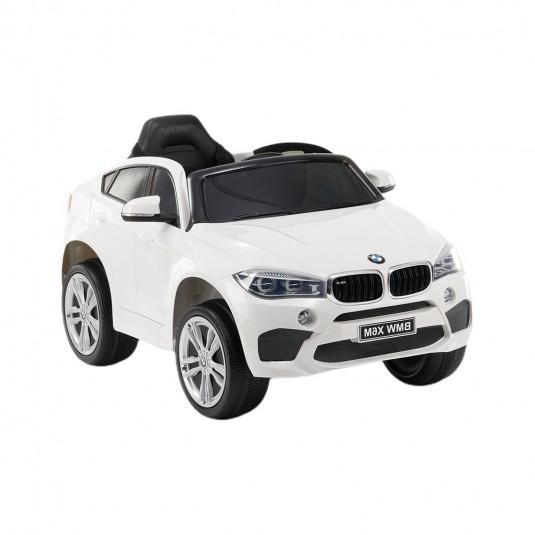 Детский электромобиль BMW X6M (JJ2199) белый