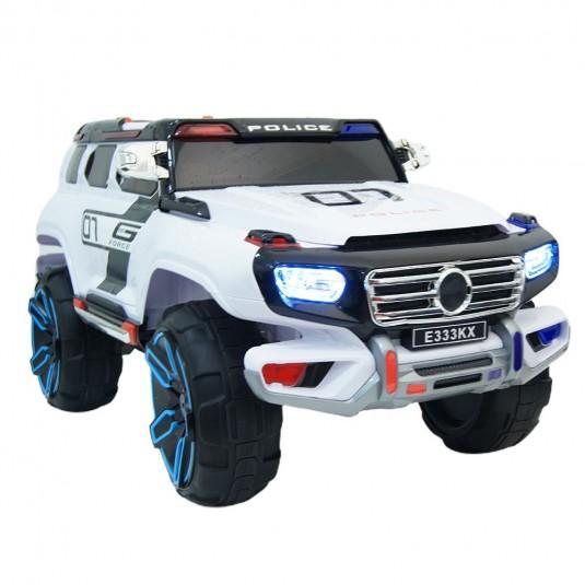 Детский электромобиль E333KX белый