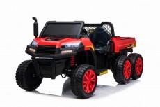 Детский электромобиль Т100ТТ красный