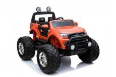 Детский электромобиль Ford Monster Truck(DK-MT550) оранжевый глянец