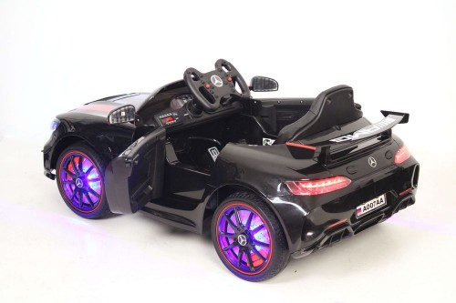 Детский электромобиль Mercedes-Benz A007AA черный