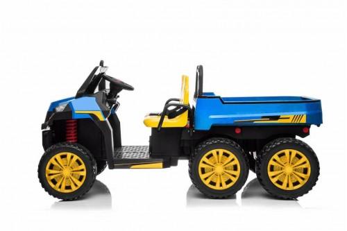 Детский электромобиль T100TT синий