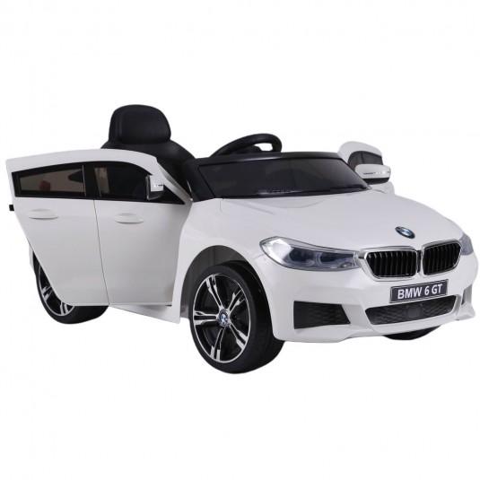 Детский электромобиль BMW6 GT (JJ2164) белый