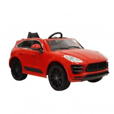 Детский электромобиль A555AA красный