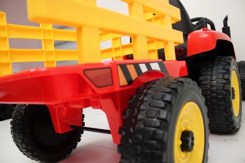 Детский электромобиль H444HH красный