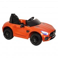 Детский электромобиль Mercedes-Benz GT (O008OO) оранжевый