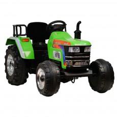 Детский электромобиль О030ОО зеленый глянец