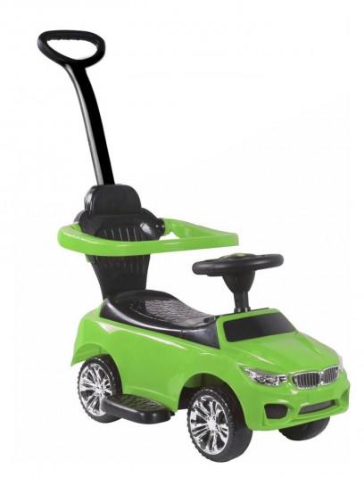 Детский толокар JY-Z06В зеленый