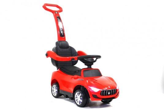 Детский толокар Maserati (A003AA-H) красный