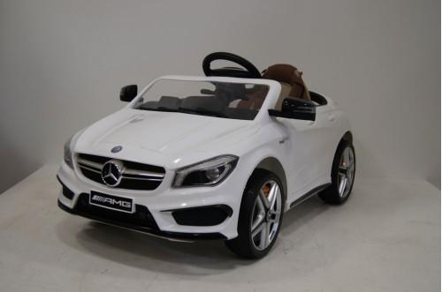 Детский электромобиль А777АА (CLA 45) белый