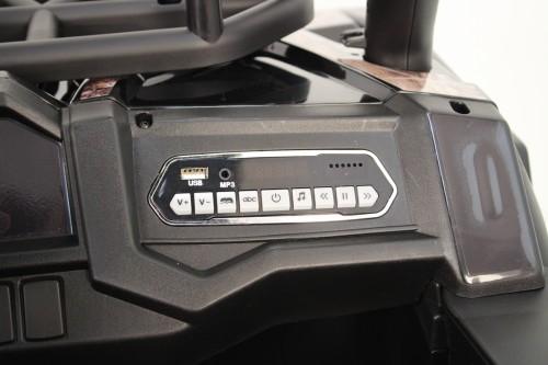 Детский электромобиль JS360 черный