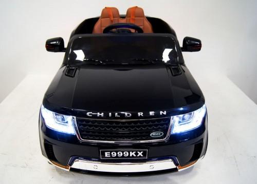 Детский электромобиль E999КХ черный