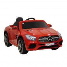 Детский электромобиль Mercedes-Benz SL500 красный