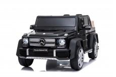 Детский электромобиль Mercedes-Benz Maybach G650 Т101ТТ черный глянец
