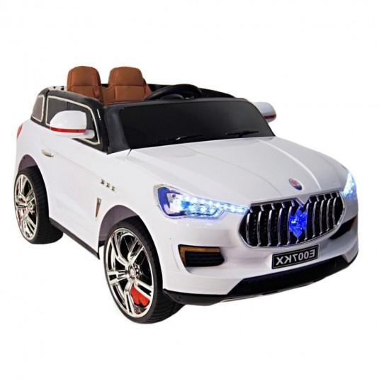Детский электромобиль  Е 007 КХ белый