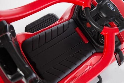 Детский толокар Ford Ranger (DK-P01-P) красный с ручкой