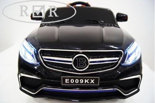Детский электромобиль Е009KX черный