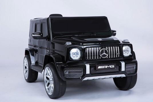 Детский электромобиль Т999ТТ черный