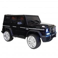 Детский электромобиль Мercedes-Benz G65 черный глянец