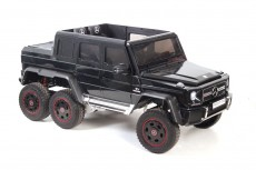 Детский электромобиль G63 AMG (P777PP) черный