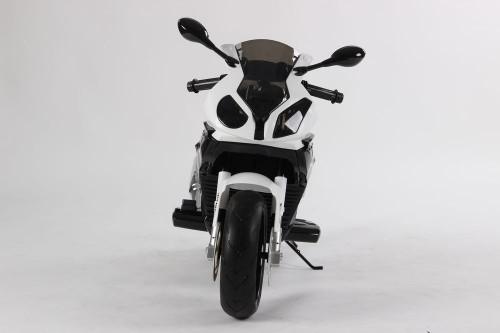 Детский электромотоцикл BMW (JT528) черный