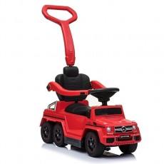 Детский толокар Mercedes А010АА-М красный