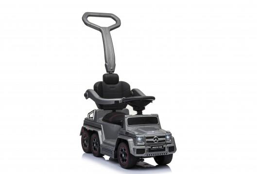 Детский толокар Mercedes А010АА-Н серый