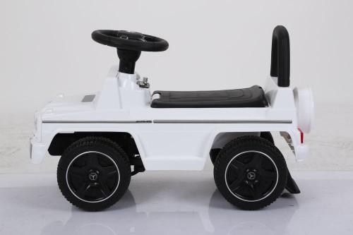 Детский толокар Mercedes JQ663 (G63) белый