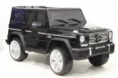 Детский электромобиль Мercedes-Benz G65 черный
