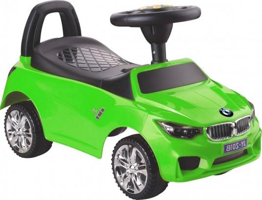 Детский толокар JY-Z01B зеленый