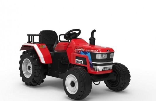 Детский электромобиль О030ОО красный глянец