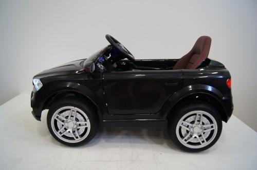 Детский электромобиль O006OO Vip черный глянец