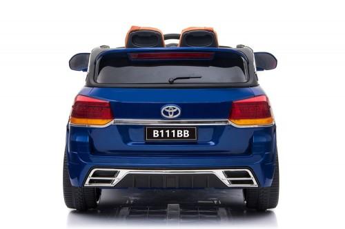 Детский электромобиль B111BB синий глянец