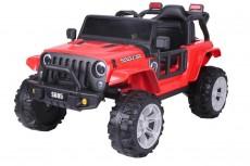 Детский электромобиль Т222ТТ красный