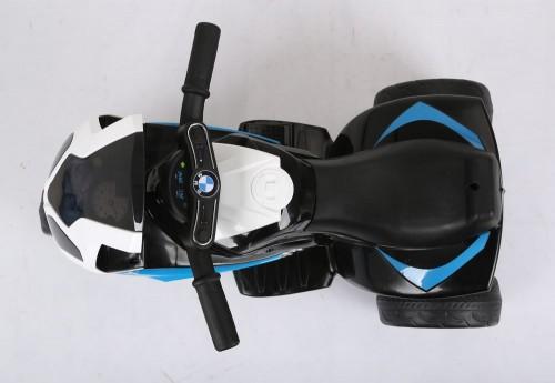 Детский электромотоцикл JT5188 синий