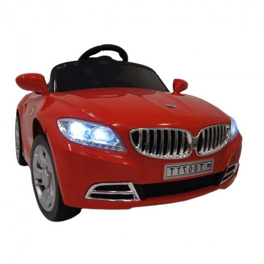 Детский электромобиль Т004 ТТ красный