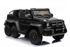 Детский электромобиль Мercedes-Benz A006AA черный